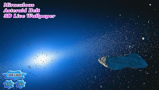 Miraculous Asteroid Belt 3D- screenshot thumbnail
