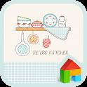 retro kitchen dodol theme icon