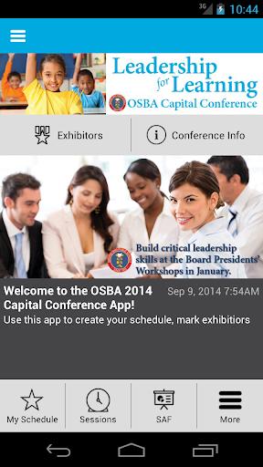 2014 OSBA Capital Conference