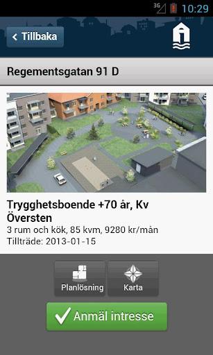【免費生活App】Bostad Västerås Sök bostad-APP點子
