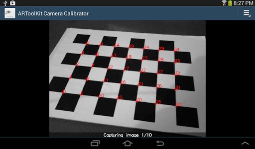 玩免費工具APP|下載ARToolKit Camera Calibrator app不用錢|硬是要APP