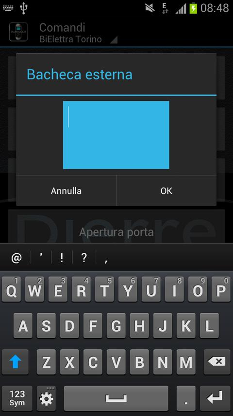 Dierre Smart Door- screenshot