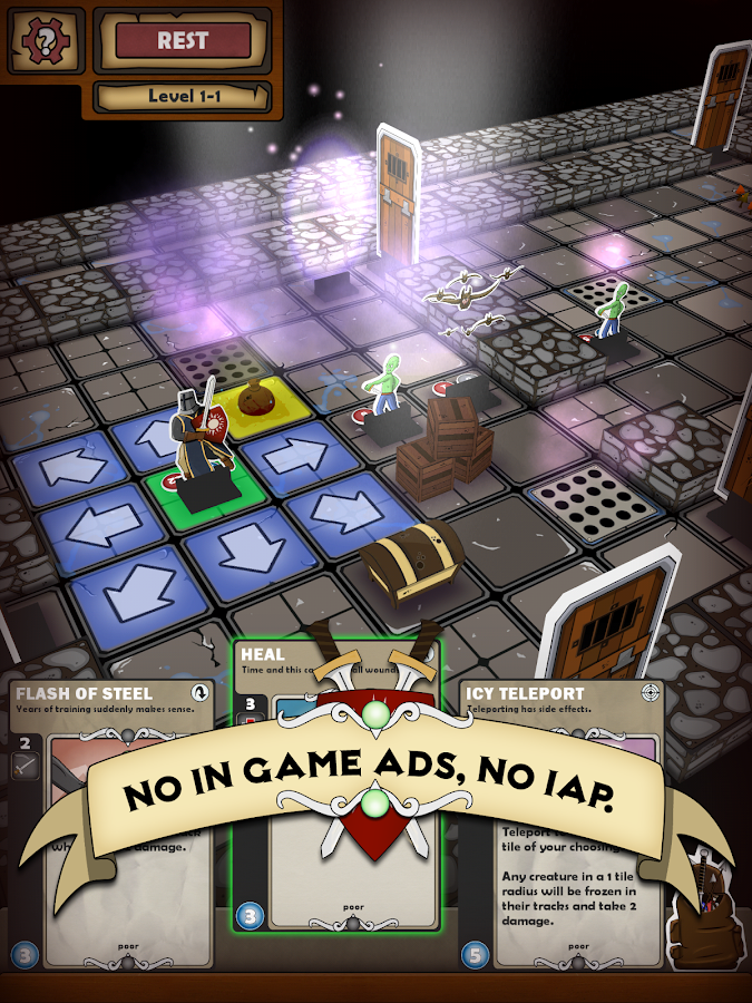 Card Dungeon - screenshot