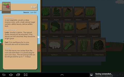 PickMe Veggies screenshot 2