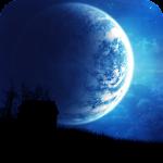 Full Moon Live Wallpaper