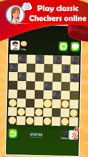 Checkers LIVE Multiplayer