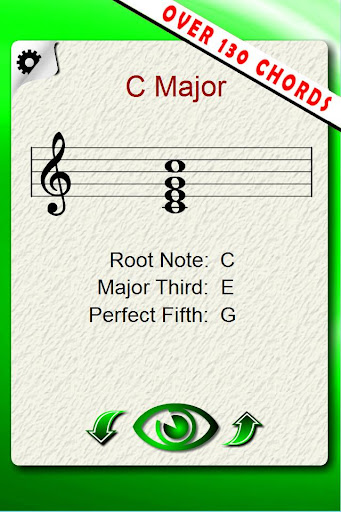 Ukulele Chords Flash Cards