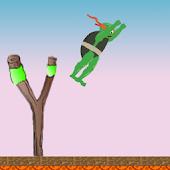 Turtle Slingshot
