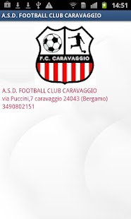 F.C. CARAVAGGIO - screenshot thumbnail