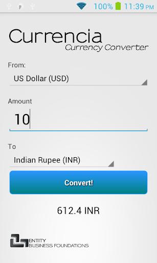 Currencia