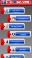 Screenshot of Sai Service