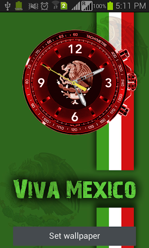 Viva Mexico Fondo Animado Demo