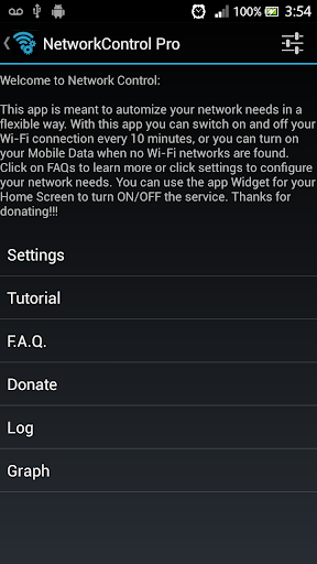 Network Control Pro