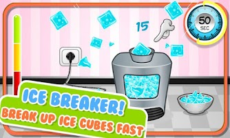 Screenshot of Ice Cream Maker Crazy Chef
