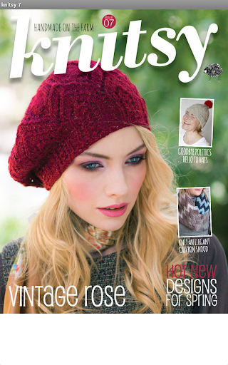 Knitsy Issue 7