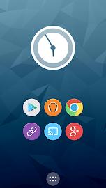 Flatee - Icon Pack Screenshot 4