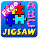 Fun with ABC Jigsaw Free icon