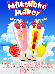 Milkshake Maker - Shake Party