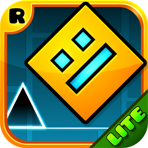 Gry Geometry Dash Lite (apk) za darmo do pobrania dla Androida / PC/Windows