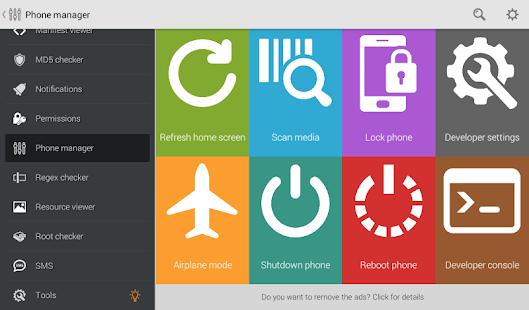 Developer (Material design) Screenshot 29