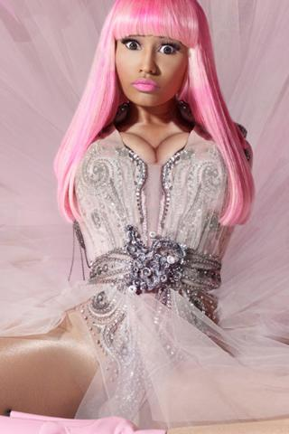 Nicki Minaj Ringtones & Lyrics - screenshot