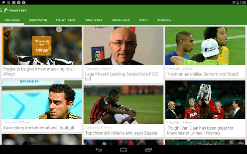 Onefootball Live Soccer Scores Screenshot 19