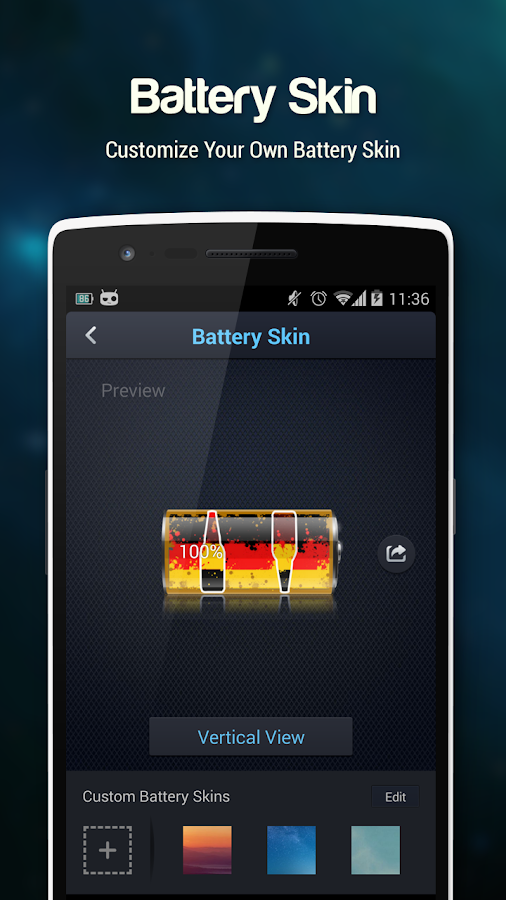 DU Battery Saver PRO & Widgets - screenshot
