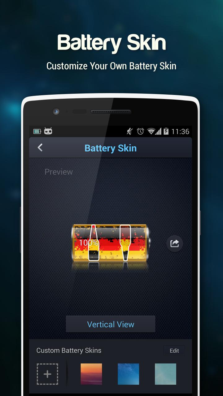 DU Battery Saver PRO & Widgets Screenshot 11
