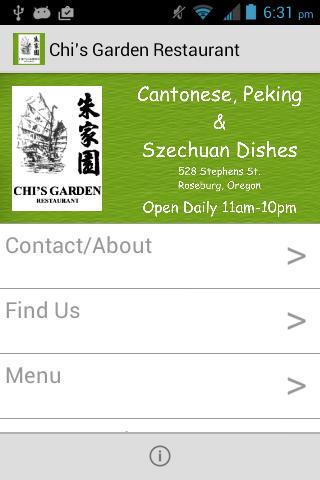 Chi's Garden