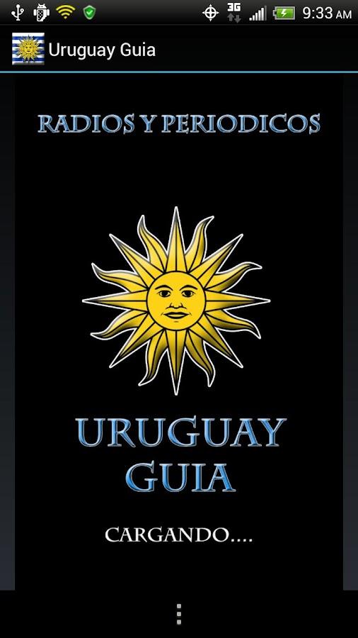 Uruguay Guide Radios n News- screenshot