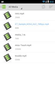 DicePlayer plugin for tegra2 - screenshot thumbnail