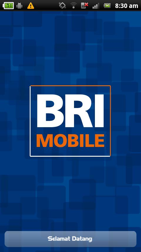 BRI Mobile- screenshot