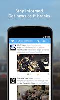 Screenshot of Twitter