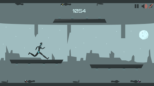 Gravity Man Runner