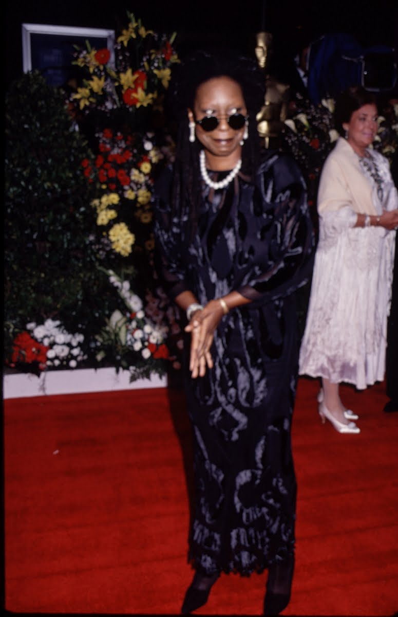 Whoopi Goldberg 1980-1994