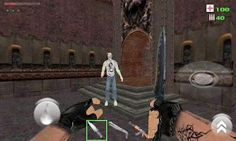 Screenshot of Quake 3 Engine- Zombie (alpha)
