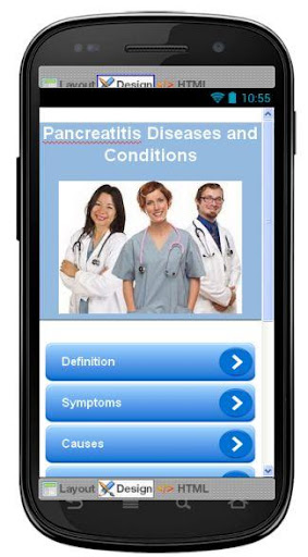 Pancreatitis Information