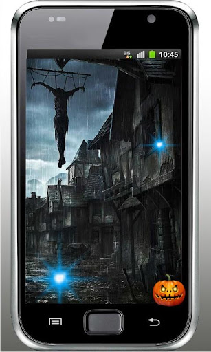 Halloween Gothic Magia LWP