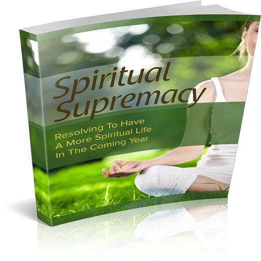 Spiritual Supremacy LOGO-APP點子