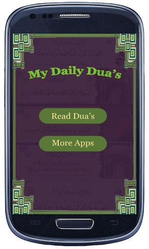 My Daily Dua