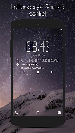 Hi Locker - Your Lock Screen 2.0.3 screenshots 5
