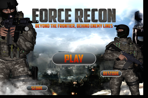 Force Recon Beyond Frontier