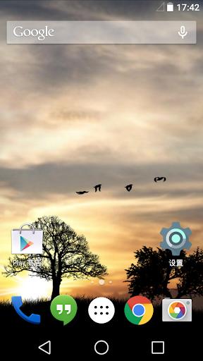 Dawn Live Wallpaper