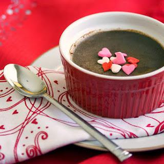 Bittersweet Chocolate Pots de Crème