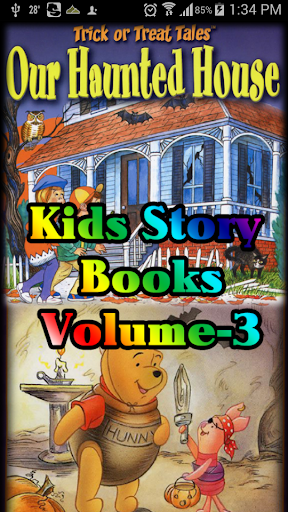 Kids Story Books Volume-3