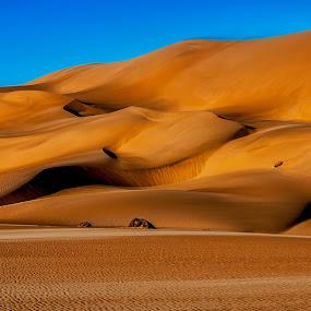 The Namib Desert by Johan Jooste Snr - Landscapes Deserts ( sand, namib desert, desert, sand-dunes, namibia )