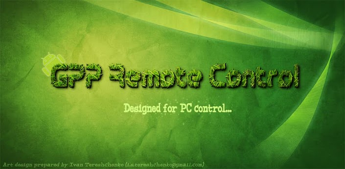 GPP Remote Viewer v1.0.7 El control remoto de su PC!