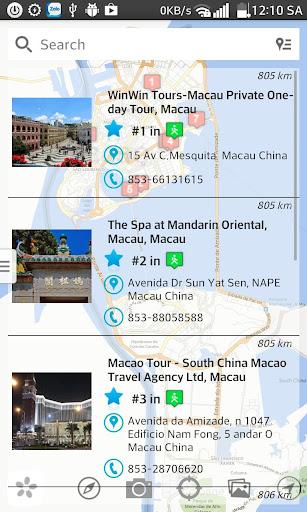 Macau (澳門) City Guides|玩旅遊App免費|玩APPs