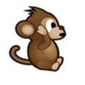 Ricky Monkey Runner Free icon