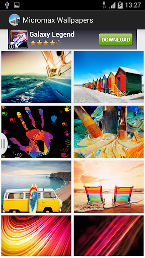 Wallpapers for Micromax